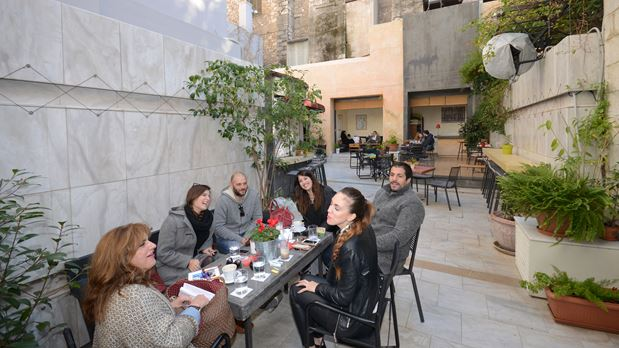 Café at Museums and Cultural Areas 9