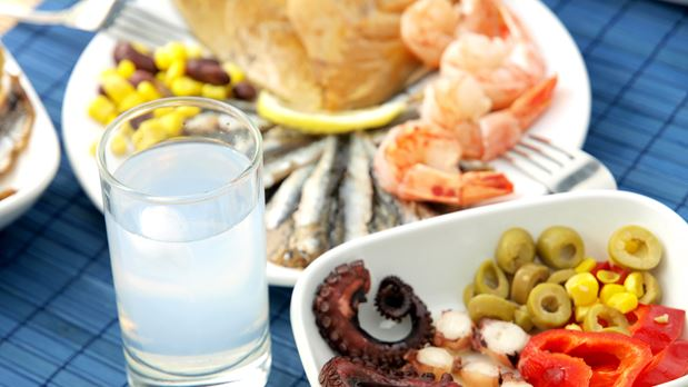 Greek and Mediterranean cuisine 6