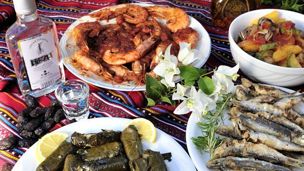 Greek and Mediterranean cuisine 9