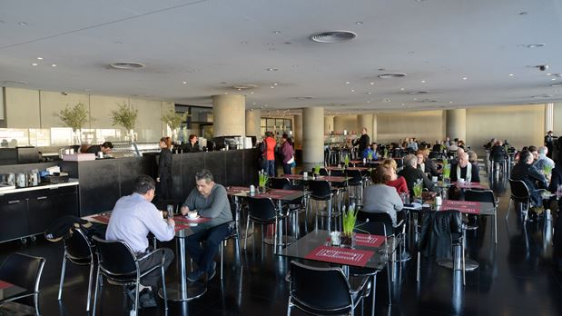 Restaurants at Museums and Cultural Areas 4