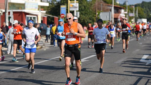 Classical Marathon Race (November)