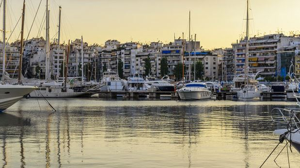 The Athenian Riviera