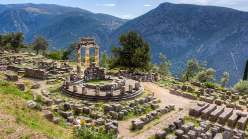 One day excursion to Delphi