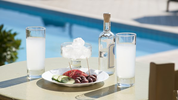 Greek Alcoholic Beverages