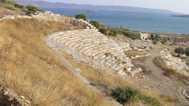 A day in Lavrion
