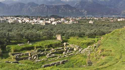 One-day excursion of Thermopylae
