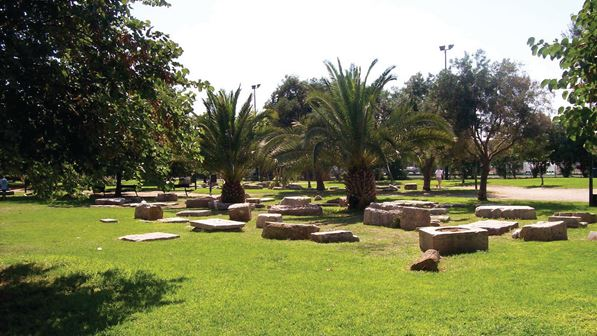 Archaeological Park of the Academy of Plato