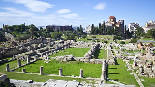 Archaeological Site of Kerameikos