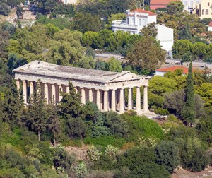 Temple d' Héphaïstos