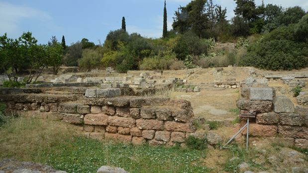 Old and New Bouleuterion