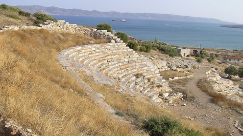 Ancient Theatre of Thoricus