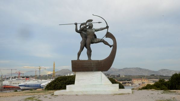 Tomb of Salamina Fighters