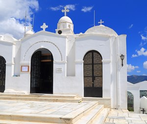 Church of Agios Georgios, Lycabettus