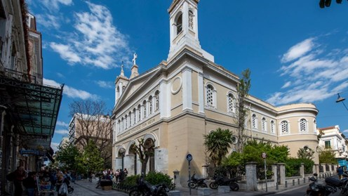 Church of Agia Eirini