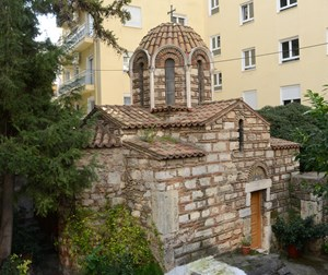 Church of Agioi Pantes - Ampelokipoi