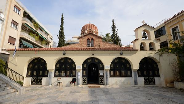 Church of Agia Aikaterini
