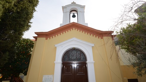 Church of Agia Anna