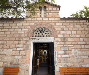 Church of Agioi Asomatoi, Thiseio