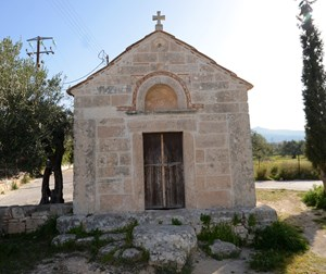 Church of Agioi Theodoroi