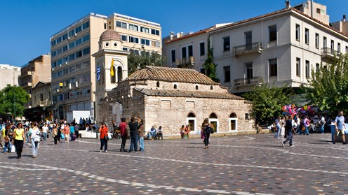 Church of Panagia Pantanassa