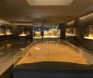 Archaeological collection of the Airport of Athens