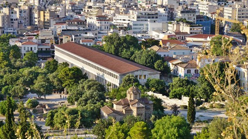 Museum of Ancient Agora of Athens