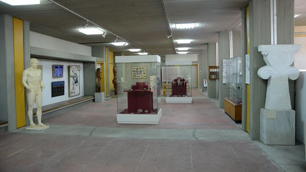 Museum of Archaeology and History of Art