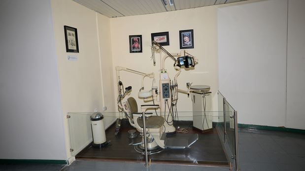 The Museum of Dental School of Athens