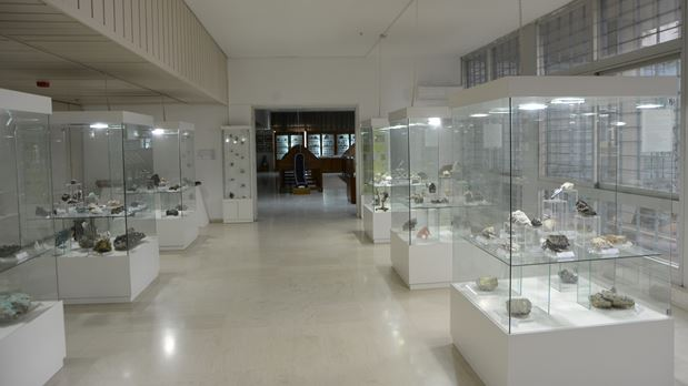 Mineralogy and Petrology Museum
