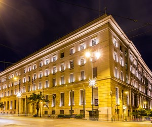 Building of the Bank of Greece