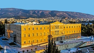 Hellenic Parliament (Old Royal Palace)