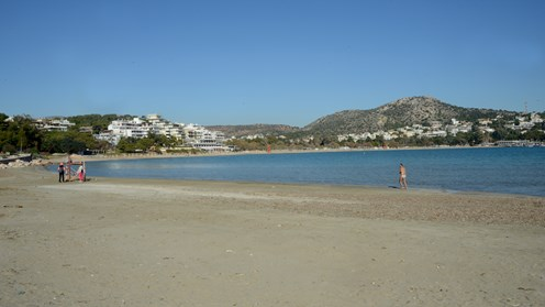 Astir Beach (Playa Astera)