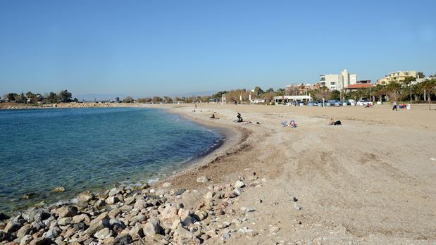 Beaches in Glyfada