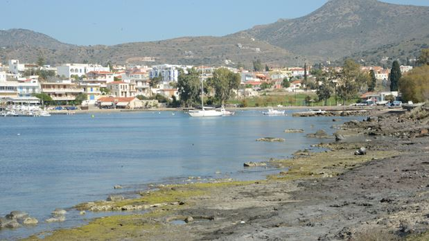 Fishing village of Perdika