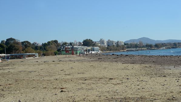 South-Beach / Apollonies Aktes (1. Strand von Voula)