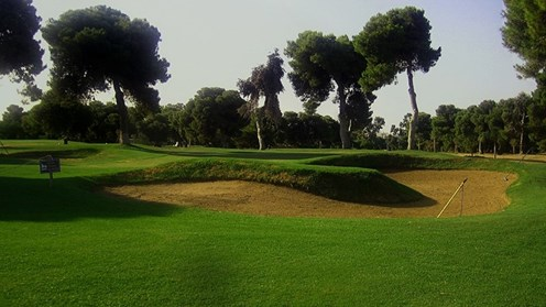 Golf in Glyfada