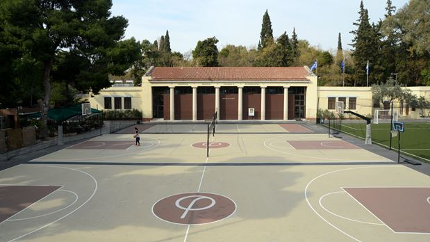 "Athens National Gym ""Fokianos"""