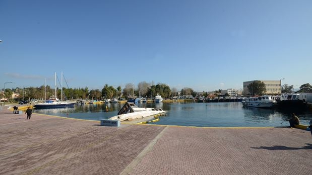 Port of Eleusis