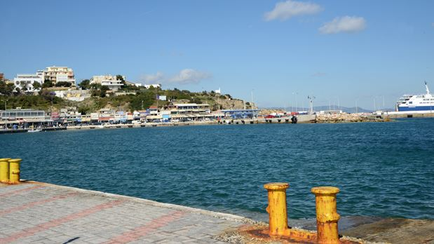 Port of Rafina