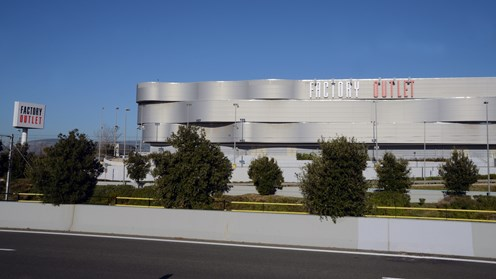 Factory Outlet (Aéroport Eleftherios Vénizelos)