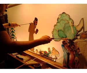 Shadow Theatre and Puppets – Figoures kai Koukles