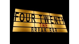 Four Twenty Break Bar