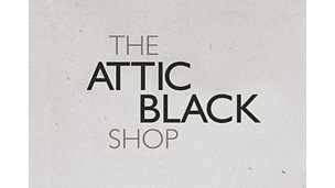 The Attic Black shop