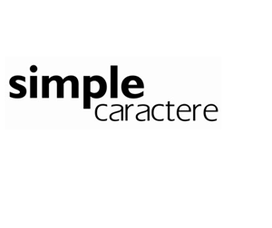 Simple Caractere