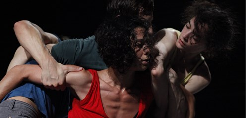 Home & 2084: The Almalibre.co and A (r) CT dance performances in a Double Bill