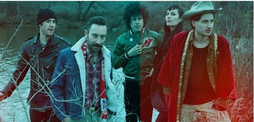Black Lips live in Athens