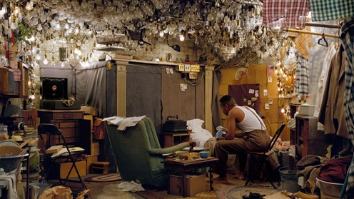 Jeff Wall at George Economou Collection