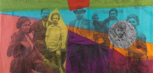 Rania Bellou's fourth solo show 'Immortal Love or Ode to the Past' at Kalfayan Galleries