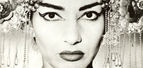 """""""The Myth Lives On"""": Maria Callas tribute exhibition"""