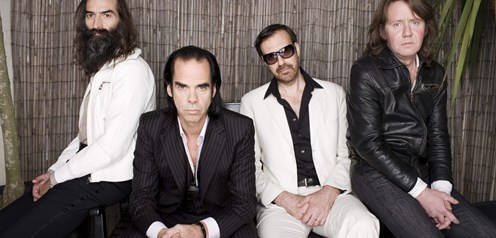 Nick Cave & The Bad Seeds live in Athens